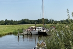 08 augustus 2020 - Warme weer: brug Eastermar in storing